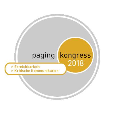 Paging Kongress 2018 Berlin